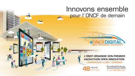 Launch Of ONCF Open Innovation Programme Hackathon