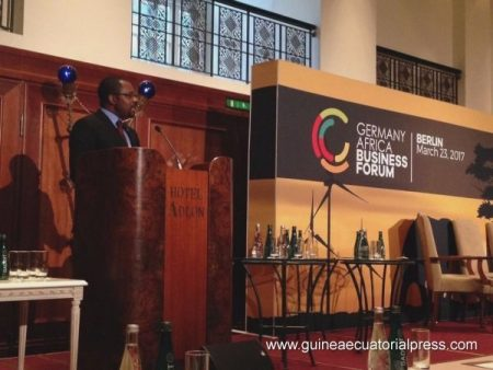 Minister For Mines Attends Germany Africa Business Forum
