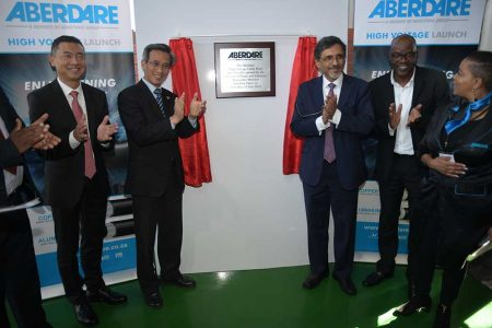 Aberdare Launches The High Voltage Manufacturing Plant