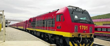 Lubango-Namibe Train Collision