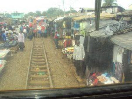 Encroachers On Kenya Railway's Reserve Land Will Be Evicted