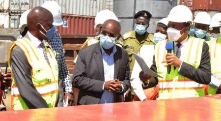 44 New Freight Wagons For Tanzania Railways