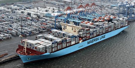 MAERSK Strengthens Ties Between African and Japanese Customers