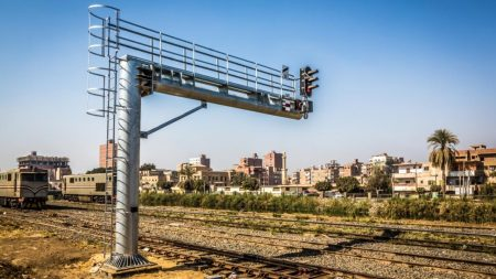 Alstom Delivers Interlocking Signalling System To Maghagha Station In Egypt