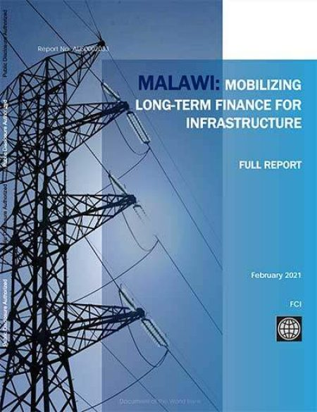Mobilising Infrastructure Finance In Malawi