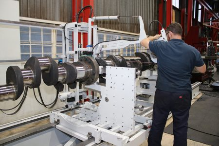 Africa's Largest Crankshaft Polisher At Metric