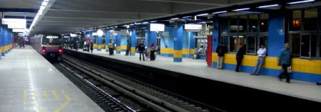 The Cairo Metro Reinforces Its Confidence In Indra For The Maintenance Of Its Ticketing Systems