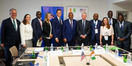 Millennium Challenge Corporation, Bechtel Infrastructure Corporation, And The Government Of Côte d'Ivoire Launch New Strategic Collaboration