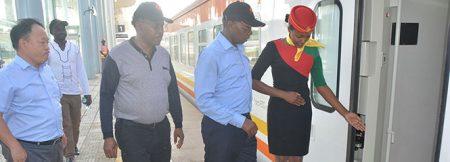 Madaraka Express: Passengers To Buy Travel Tickets Via M-Pesa