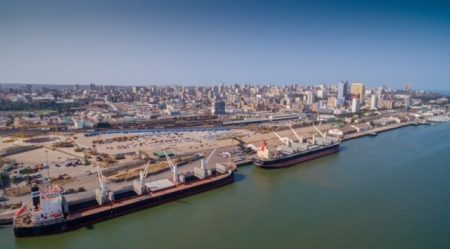 Terminal De Carvão Da Matola, (TCM) Now Geared To Load Panamax Ships