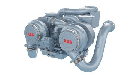 ABB Power2® Two-Stage Turbocharger Technology Now Available For Railway Customers