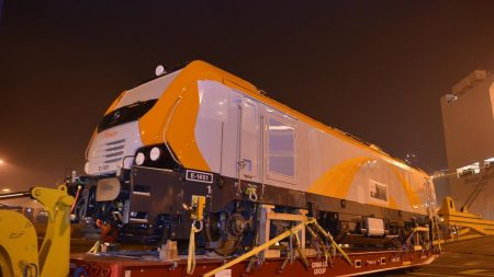 Alstom Begins Delivery Of Prima M4 Locomotives To ONCF