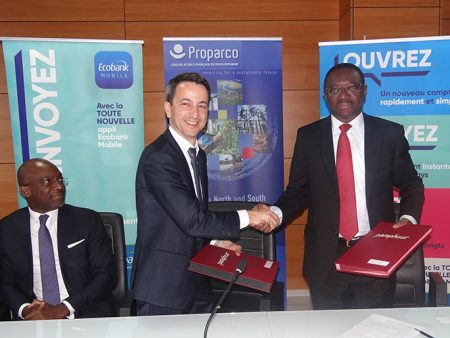Proparco Signs Its First Trade Finance Loan With Ecobank