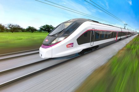 Railway Builder CAF Named Preferred Bidder For New Intercités Trains Order