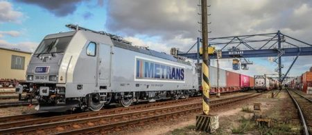 Bombardier Reaches 40th Locomotive Delivery Milestone With Metrans