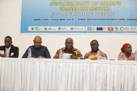 Ghana's Bi-Annual Transport Sector Forum A Success