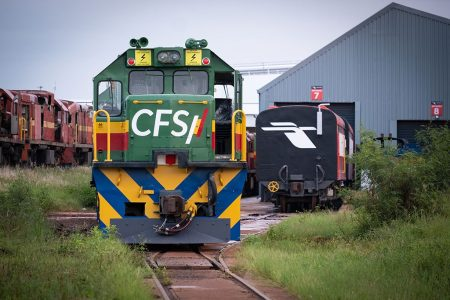 Sénégal To Receive Three Diesel Locomotives From Traxtion