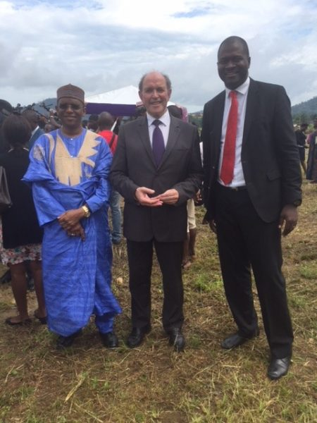 GE Commits To Developing Rail Sector In Cameroon