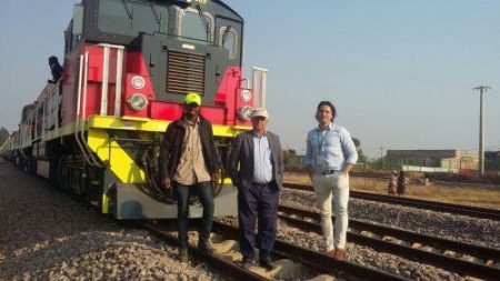 Skills Development In Angola Gets A Massive Boost Thanks To GE Locomotive Deal