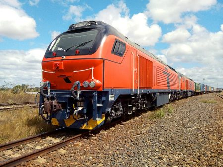 Unitrans Africa Dedicated Rail Link Between Mozambique and Zimbabwe