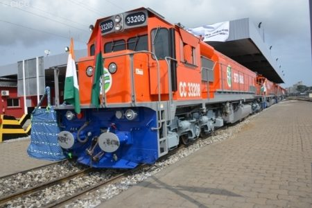 Minister Amadou Koné Announces The Rehabilitation Of The Abidjan -Ouaga-Kaya Railway