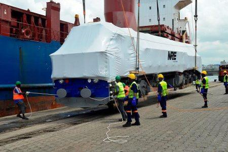 Sitarail Receives New Locomotives