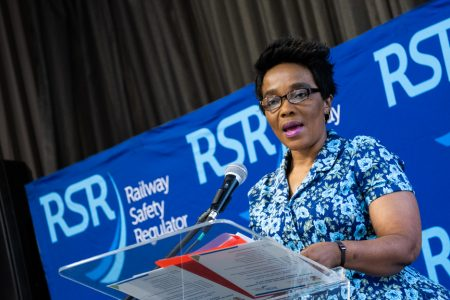 Railway Safety Regulator Launches State Of Safety 2017/18