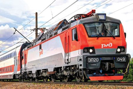 Largest Rolling Stock Manufacturer In Russia, Now In Africa