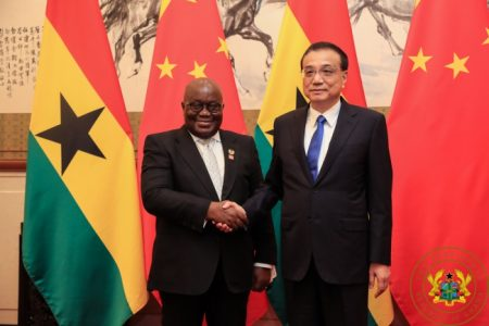 Ghana-China Sign Eight Co-Operation Agreements