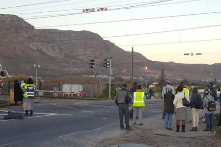 Improving Level Crossing Safety In South Africa