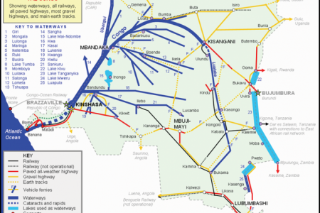 Rail Project In The DRC – Do You Have The Appetite?