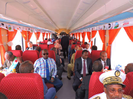 Addis Ababa-Djibouti Railway Officially Completed
