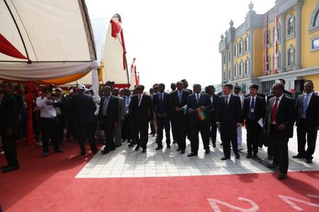 Addis Ababa – Djibouti SGR Line Commissioned In Ethiopia