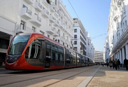 Alstom LRVs For Casablanca Line 2