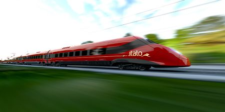Alstom to Deliver Four Additional Pendolino High-Speed Trains and Related Maintenance Services to NTV