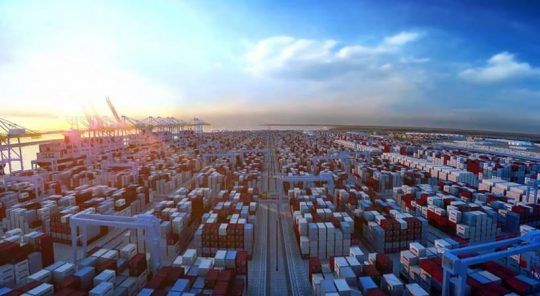 Bolloré Launches Construction Works on the Port of Tema