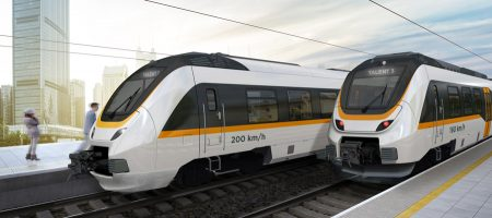 Bombardier launches the TALENT 3 Electric Multiple Unit (EMU) Platform