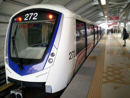 Bombardier's INNOVIA Metro 300 Enters Service in Kuala Lumpur