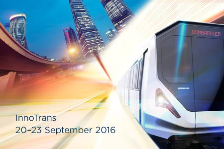 Building the Future Together: Bombardier Presents its Latest Technologies and Products at InnoTrans