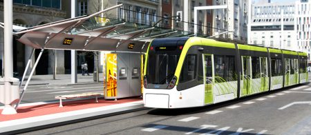 CAF Selected as Preferred Bidder for the New Flemish Trams