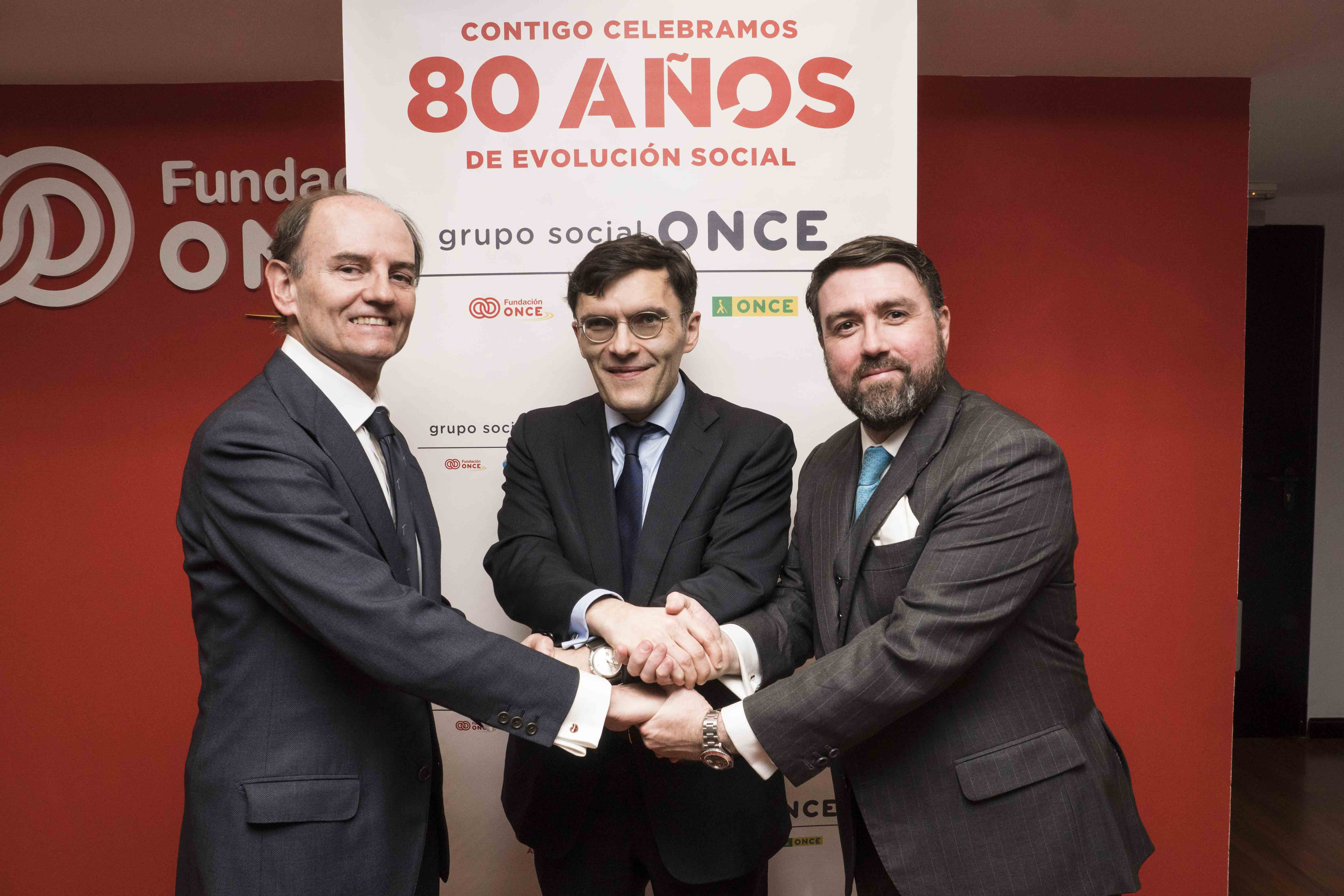 Talgo, Talgo Foundation And ONCE Foundation To Improve Accessibility In Rail Transport