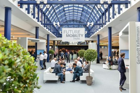 Future Mobility Park at InnoTrans 2016