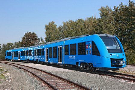 InnoTrans 2016 - Alstom Unveils Its Zero-Emission Train Coradia Ilint