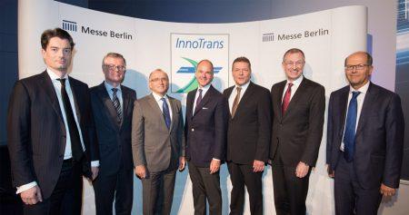 InnoTrans 2016 – Digitalisation Revolutionising The Railway Sector