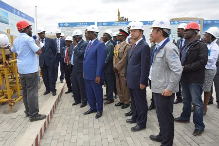 Kenya Is The Model Of Success For Railways in Africa, says Senegalese President