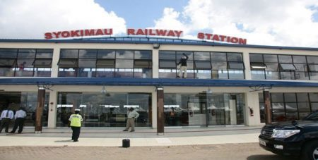 Kenya - Passenger Rail Services from Syokimau Disrupted