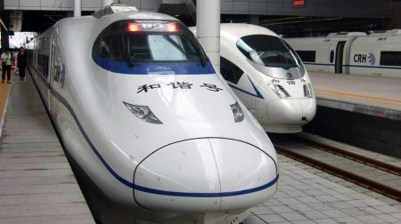 Lubrication Solution for China Star Bullet-Train Project