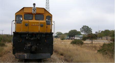 NRZ Train Derails After Heavy Rains
