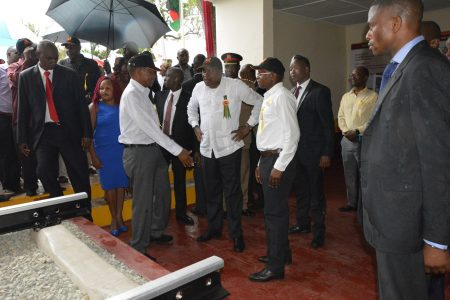 Railway Training Institute Lauded by President Uhuru