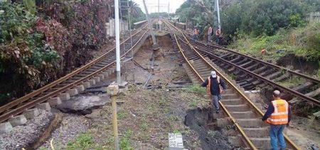 RME Completes Repairs to Amanzimtoti Railway Line